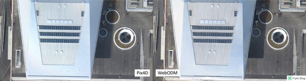 Pix4D vs WebODM - UAV Demo 9