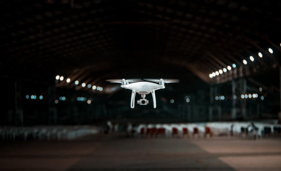 drone ports and UTM in India