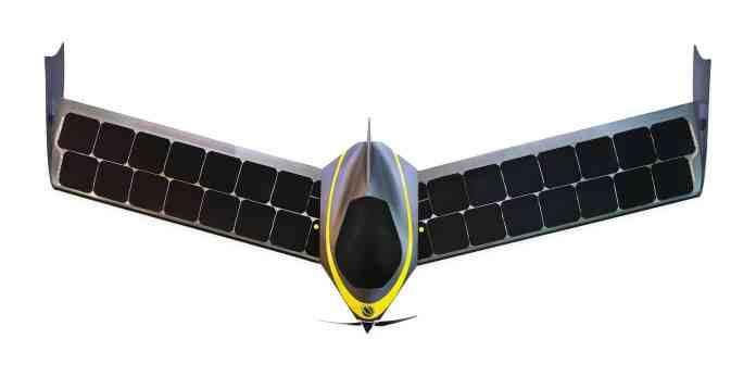 Cíes 2.2 Solar Drone by UAV Instruments