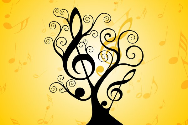 Melody is the key Tree
