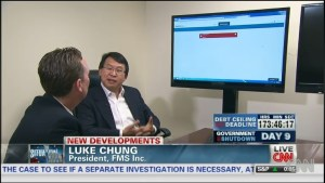 Luke Chung on CNN Situation Room with Brian Todd