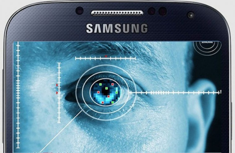 Image result for Samsung Galaxy S8 and S8 Plus iris Scanning