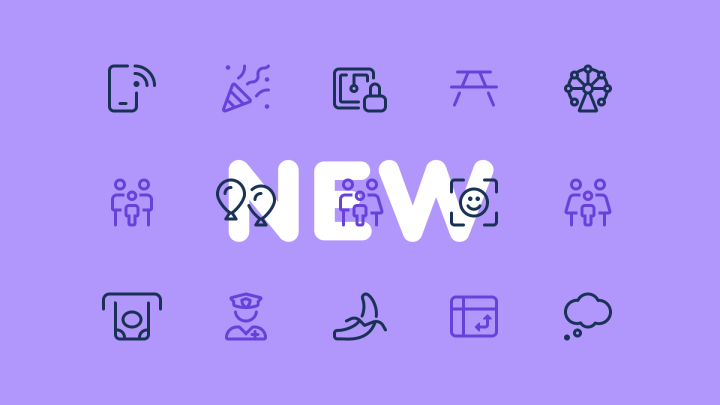 New Icons Added to Font Awesome 6 Alpha 3