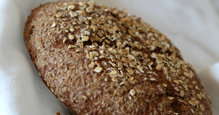 Superfood Brot – Brot aus Rotweizen