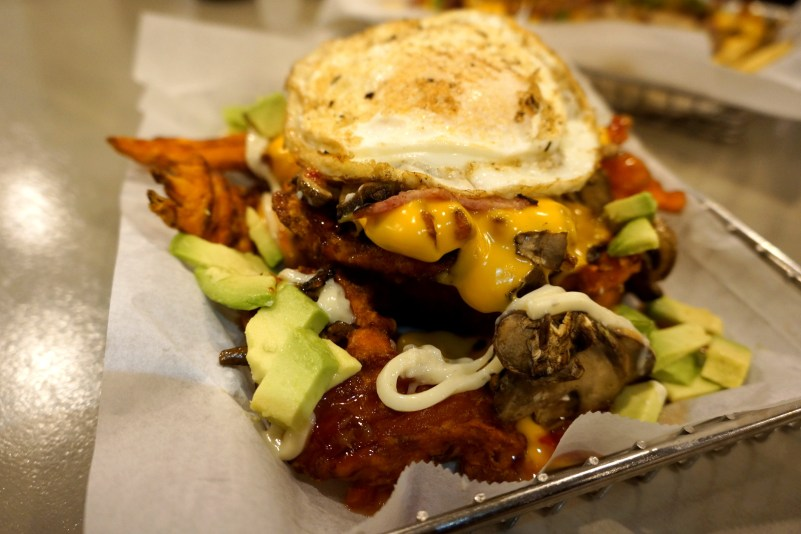Low Carb Burger