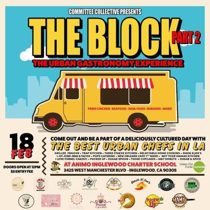 The Block Flyer