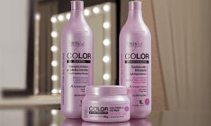 Shampoo para cabelo colorido