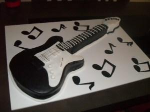 ¡Feliz día de la música! Aprende a preparar una tarta muy musical con moldes desmoldables 2