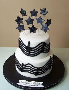 ¡Feliz día de la música! Aprende a preparar una tarta muy musical con moldes desmoldables 3