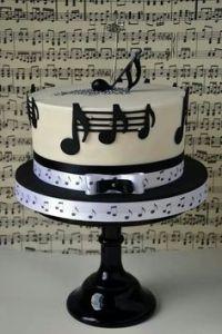 ¡Feliz día de la música! Aprende a preparar una tarta muy musical con moldes desmoldables 4