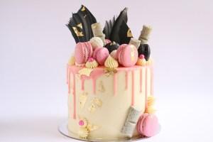 5 tendencias en la decoración de tartas que nos dejó el 2016 (y puedes hacer con preparado de bizcochos)1