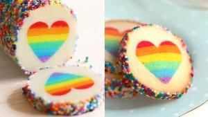 colores alegrar la semana cómo galletas y cupcakes