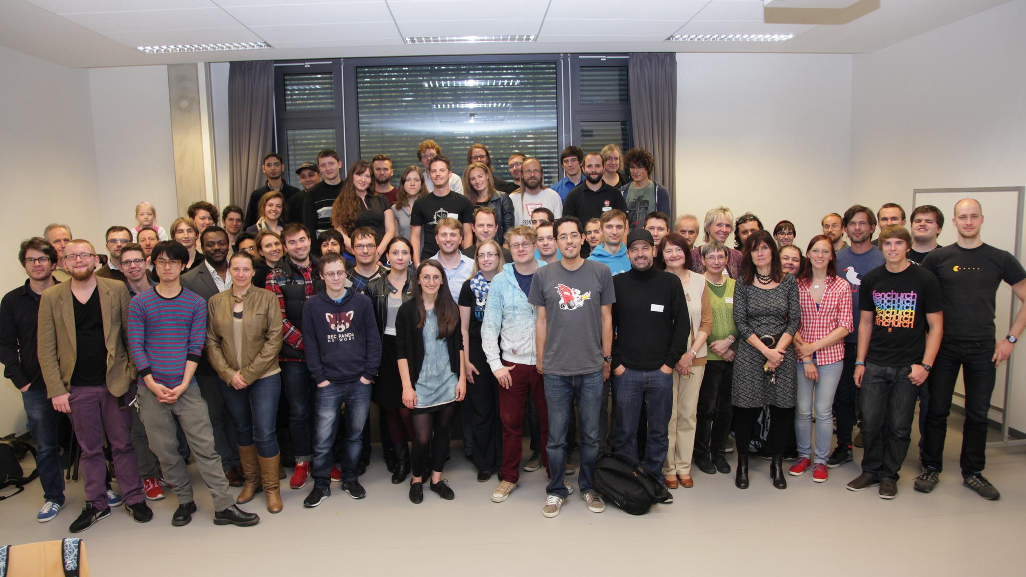 Mozilla Hacking Day Berlin
