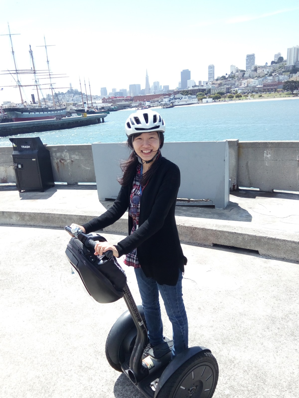 Segway by the bay