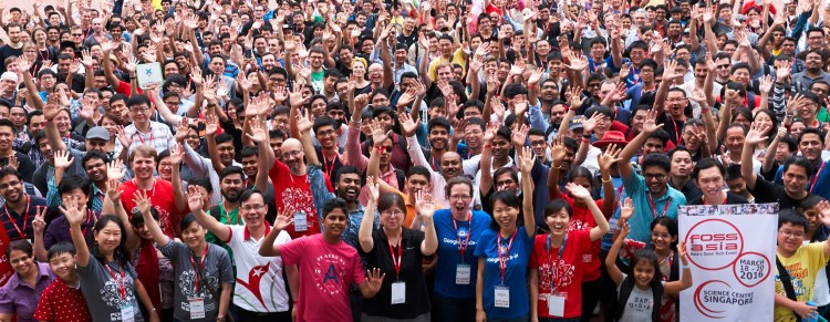 FOSSASIA Summit 2017 Singapore – Call for Speakers