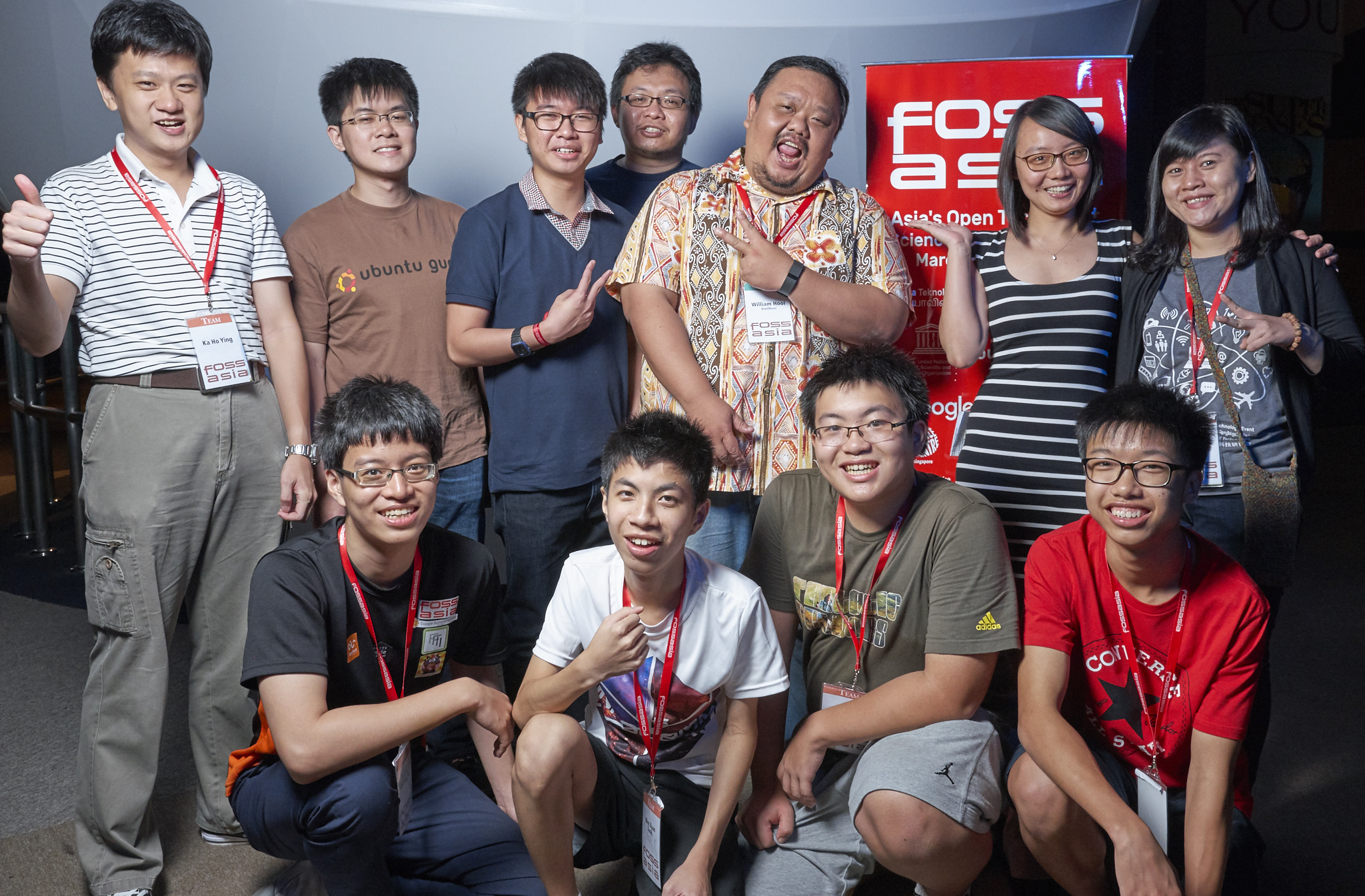 Apply for Your Free Stay during the FOSSASIA Summit 2017 with our 100 #OpenTechNights Program