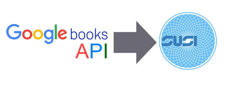 How to add the Google Books API to SUSI AI