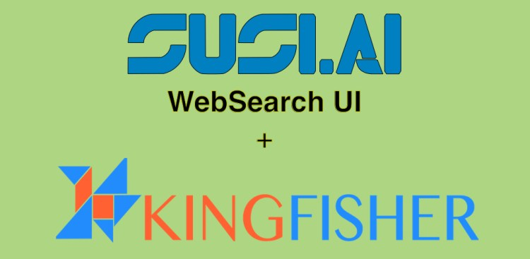 Custom UI Implementation for Web Search and RSS actions in SUSI iOS Using Kingfisher for Image Caching