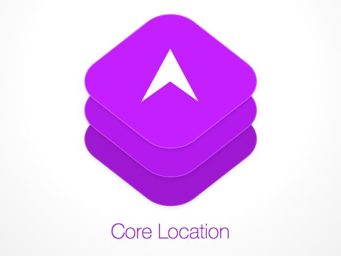 Using CoreLocation in SUSI iOS