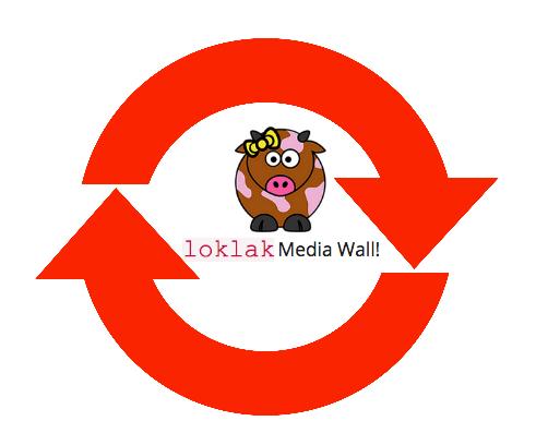 Auto-Refreshing Mode in loklak Media Wall
