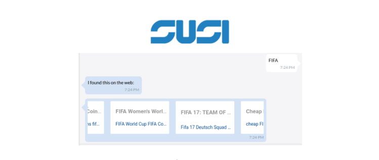 Using react-slick for Populating RSS Feeds in SUSI Chat