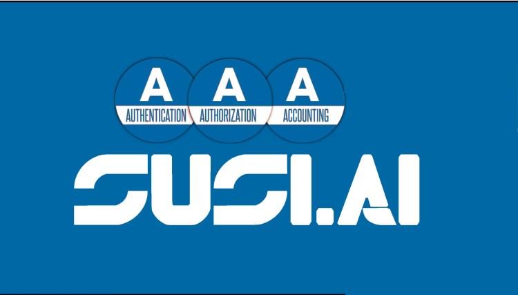 Authentication in SUSI.AI