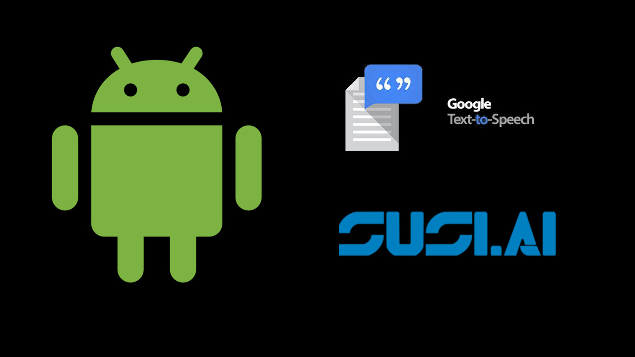 Implementation of Text to Speech alongside Hotword Detection in SUSI Android App