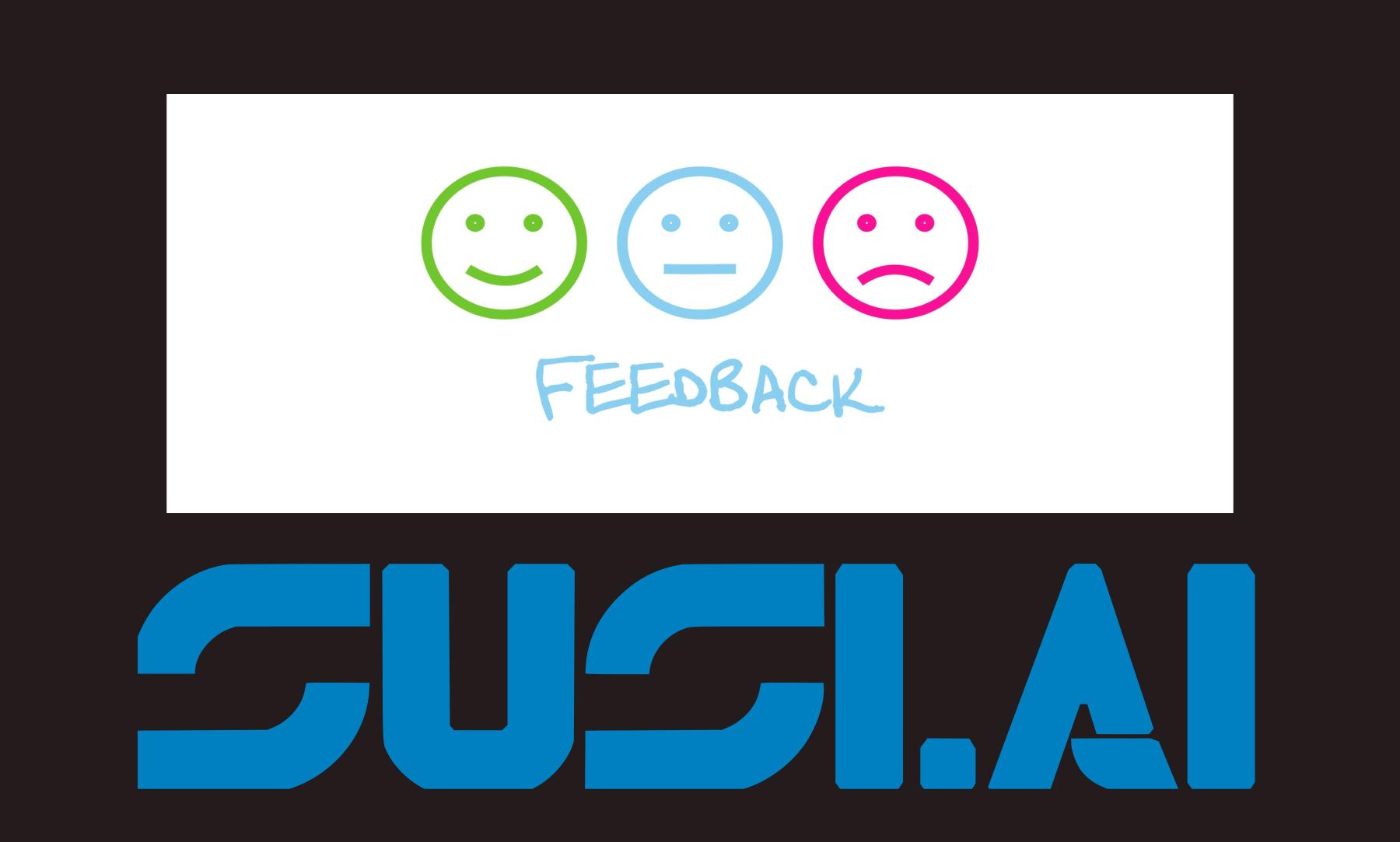 Getting Response Feedback In SUSI.AI Web Chat
