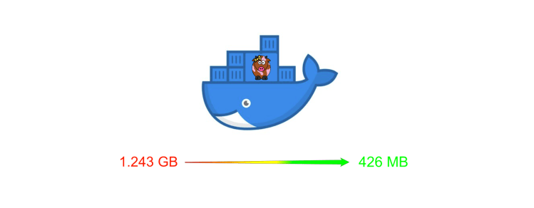 Optimising Docker Images for loklak Server