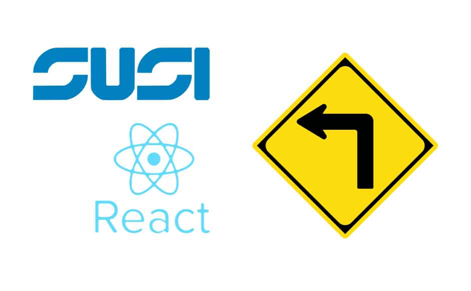 Implementation of React Routers in SUSI Web Chat
