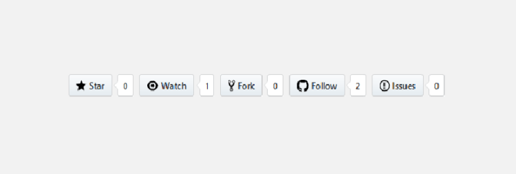 Adding Github buttons to Generated Documentation with Yaydoc