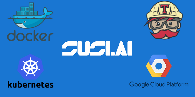 Auto Deployment of SUSI Server using Kubernetes on Google Cloud Platform