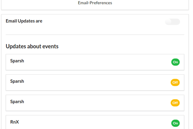 Implementing Email Notifications in Open Event Frontend