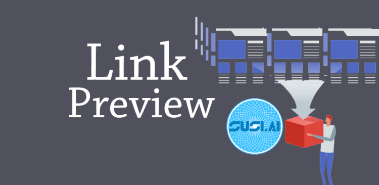 Link Preview Service from SUSI Server
