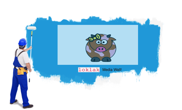Implementing Predefined Color Themes in loklak Media Wall