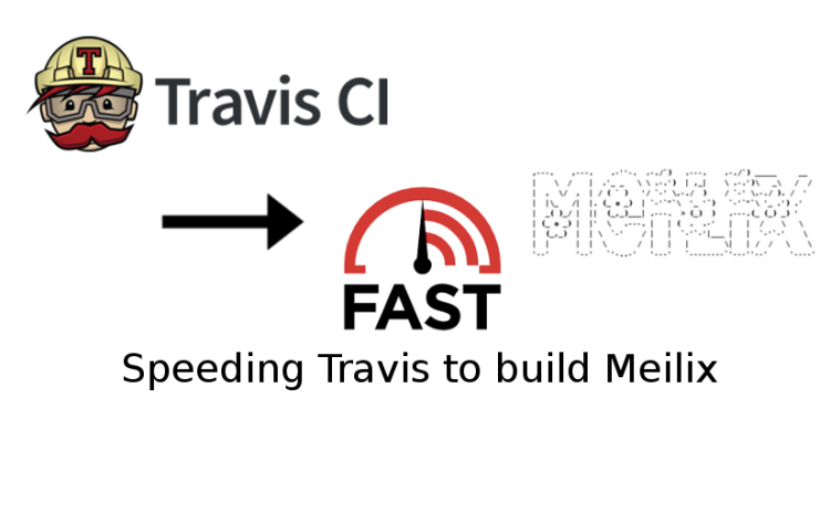 Speeding up the Travis Build to Decrease the Building Time