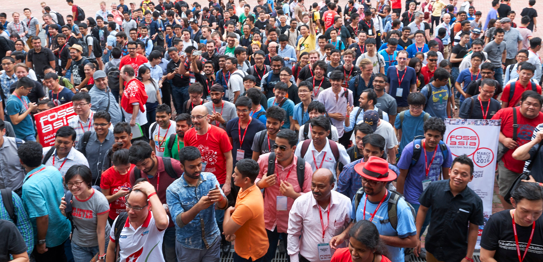 """FOSSASIA Summit 2018: """"The Open Conversational Web"""" with Open Source AI"""