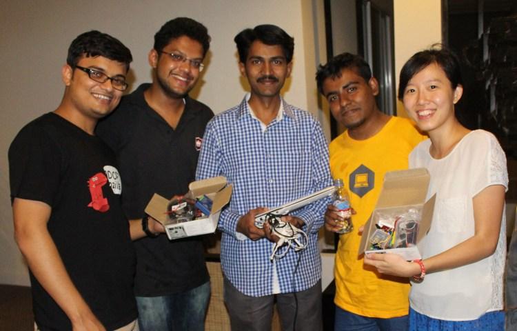 UNESCO Hackathon at FOSSASIA Summit in Singapore