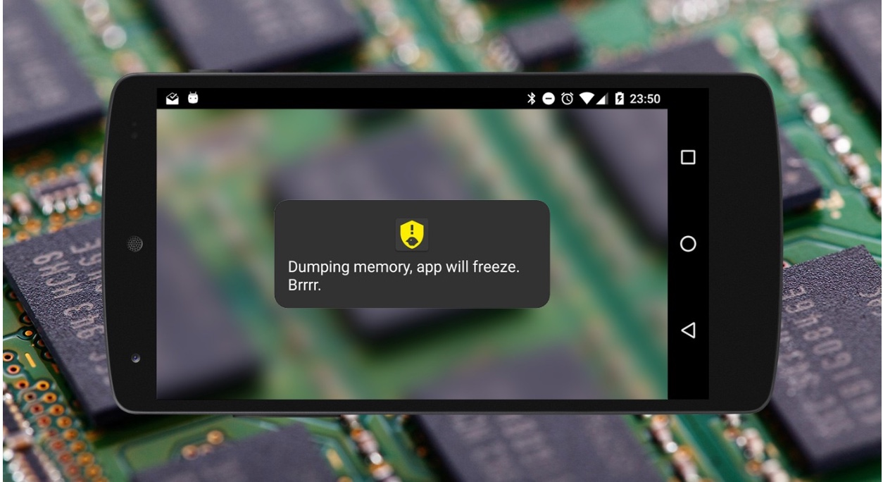 Leak Canary in Phimpme Android