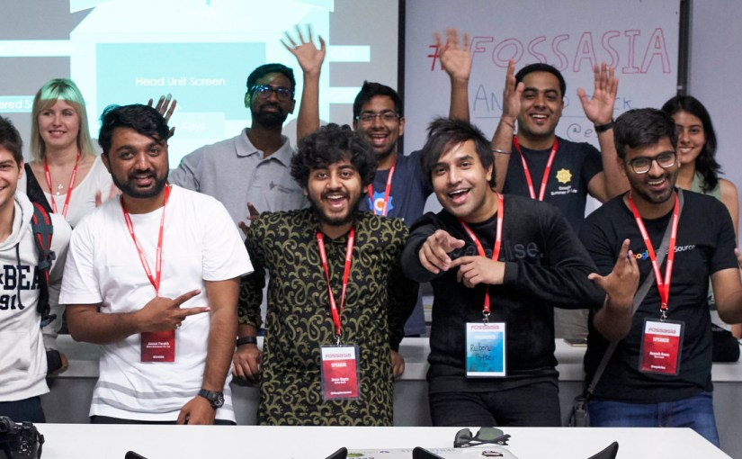 FOSSASIA Summit 2018 Highlights