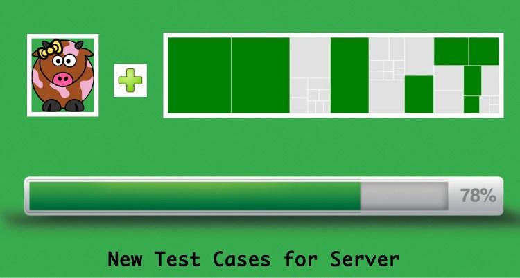 Adding new test cases for increasing test coverage of Loklak Server