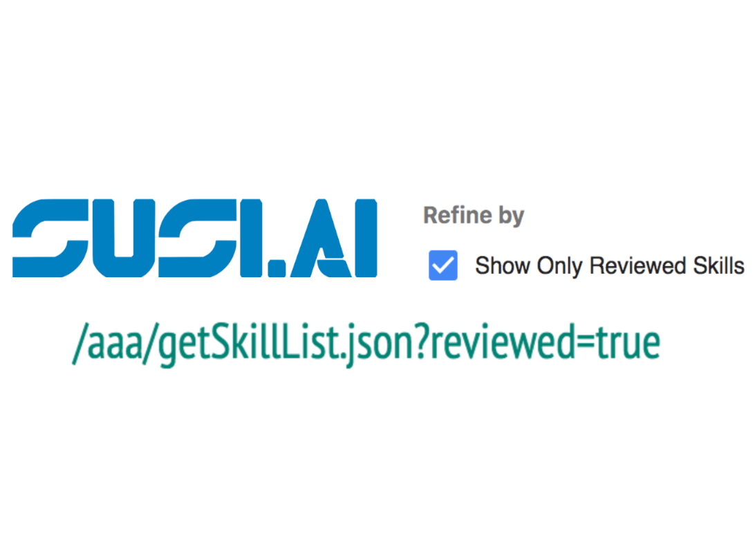 Giving users option to switch between All and Reviewed Only Skills on SUSI Skill CMS