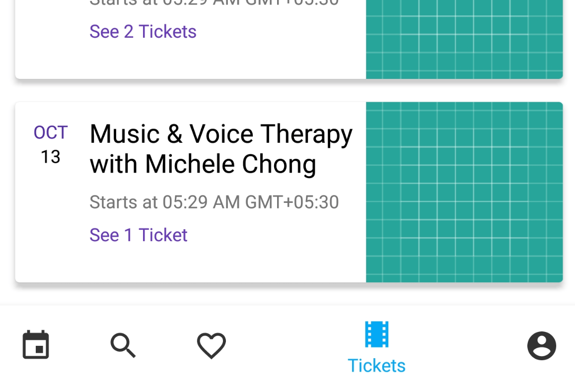 Bottom Navigation Bar in Open Event Android