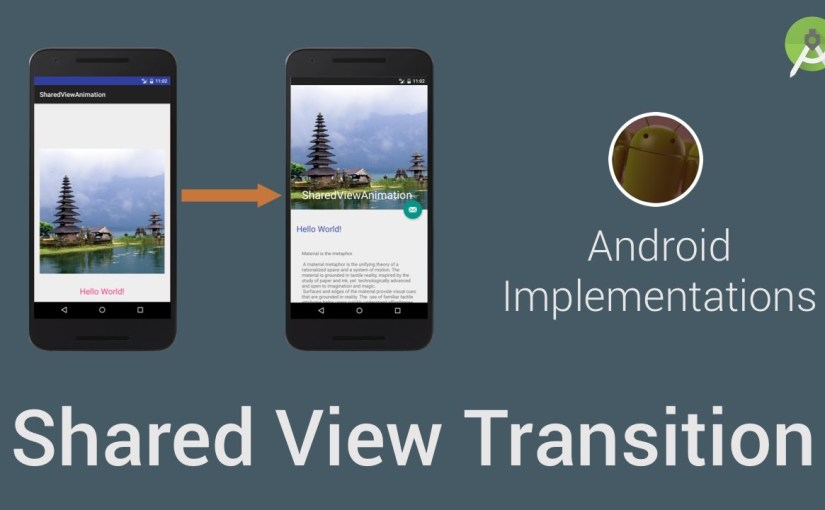 Using Transitions API with Email Validation in Open Event Organizer Android App