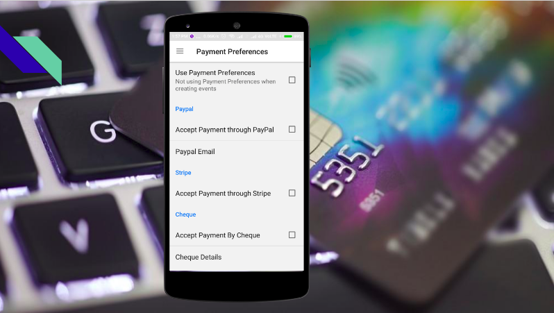 Adding Events' Payment Preferences to Eventyay Organizer Android App