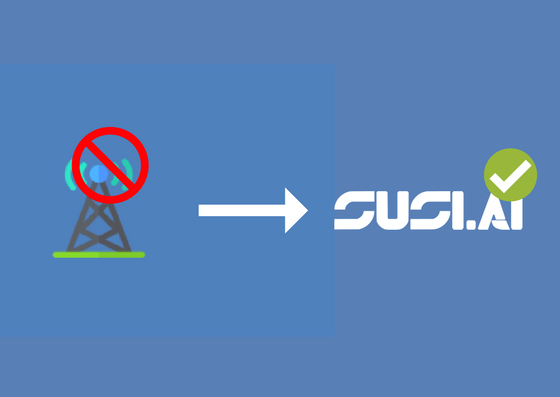 Adding Offline support To SUSI Linux