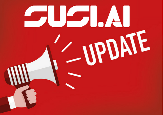 Creating an Update Daemon for SUSI Smart Speaker