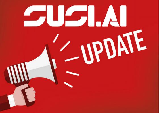 Creating an Update Daemon for SUSI Smart Speaker
