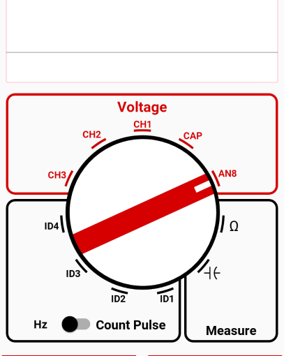 Measuring capacitor in PSLab and its Bugs