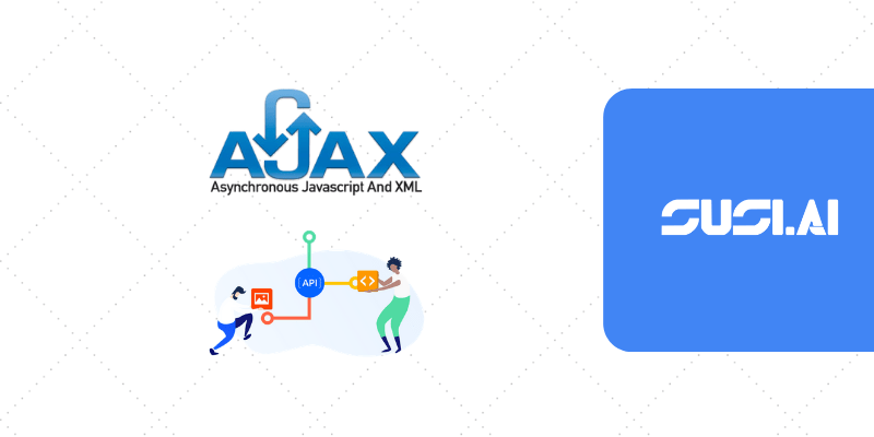Make a helper for AJAX requests using axios
